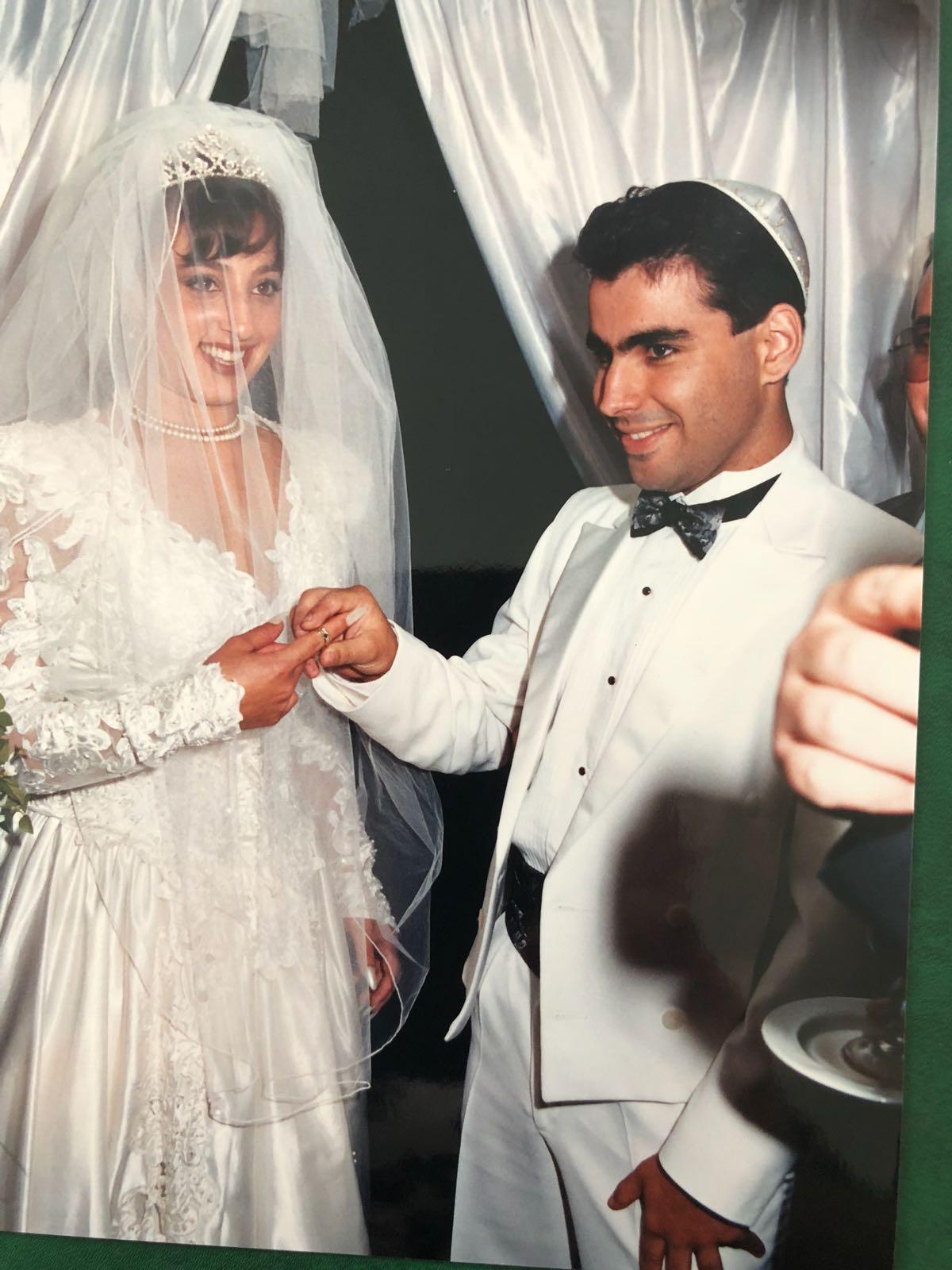 עמית צוק החתונה גבר